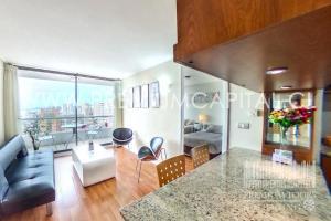 Apartamentos Premium Capital Casino Viña del Mar, Apartmány  Viña del Mar - big - 41