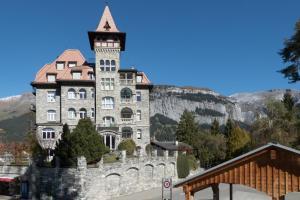 Schloss, Flims Waldhaus