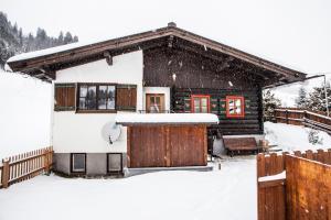 Chalet Appartement Alpenherz by HolidayFlats24