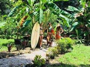 Soleadas Homes, Chaty v prírode  Pláž Santa Teresa - big - 5
