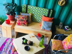 Soleadas Homes, Chaty v prírode  Pláž Santa Teresa - big - 23