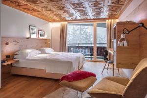 Swiss Alpine Hotel Allalin - Zermatt