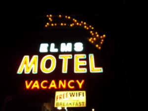 Bishop Elms Motel, Motely  Bishop - big - 14