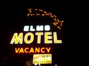 Bishop Elms Motel, Motel  Bishop - big - 40
