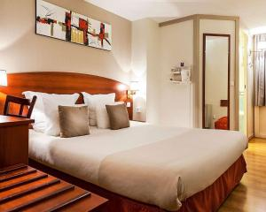 Comfort Hotel Cachan Paris Sud, Отели  Кашан - big - 20