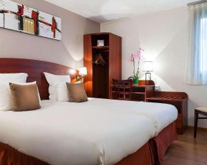 Comfort Hotel Cachan Paris Sud, Отели  Кашан - big - 16
