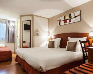 Comfort Hotel Cachan Paris Sud, Отели  Кашан - big - 8