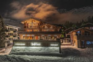 Apart Lodge Belmont - Hotel - Saas-Fee