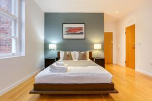 St James House - Concept Serviced Apartments, Ferienwohnungen  London - big - 40