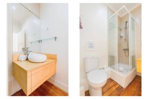 Renovated Apartments in Central Lisbon, Apartments  Lisbon - big - 104