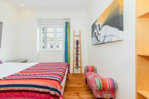 Renovated Apartments in Central Lisbon, Apartments  Lisbon - big - 102