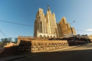 Kudrinskaya Square Apartment, Apartmány  Moskva - big - 3
