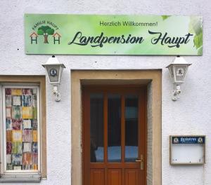 Landpension Haupt - Dolní Poustevna