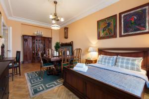Kudrinskaya Square Apartment, Apartmány  Moskva - big - 17