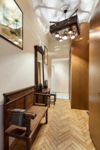 Kudrinskaya Square Apartment, Apartmány  Moskva - big - 37