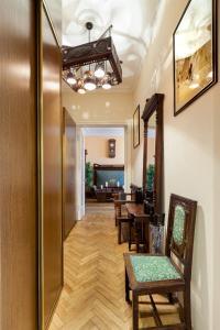 Kudrinskaya Square Apartment, Apartmány  Moskva - big - 38