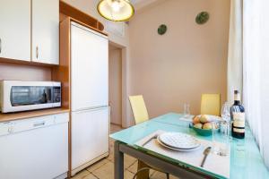 Kudrinskaya Square Apartment, Apartmány  Moskva - big - 45
