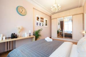 Kudrinskaya Square Apartment, Apartmány  Moskva - big - 23