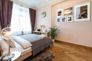 Kudrinskaya Square Apartment, Apartmány  Moskva - big - 26
