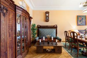 Kudrinskaya Square Apartment, Апартаменты  Москва - big - 35