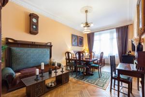 Kudrinskaya Square Apartment, Апартаменты  Москва - big - 37