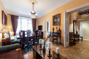 Kudrinskaya Square Apartment, Apartmány  Moskva - big - 20