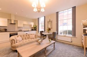 obrázek - Ranmoor Serviced Apartments at Glossop Road - The Bessemer Suite