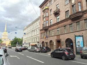 ColorSpb ApartHotel Gorokhovaya 4, Apartmanhotelek  Szentpétervár - big - 169
