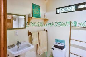 Soleadas Homes, Chaty v prírode  Pláž Santa Teresa - big - 54