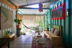 Soleadas Homes, Chaty v prírode  Pláž Santa Teresa - big - 39