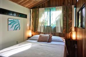 Soleadas Homes, Chaty v prírode  Pláž Santa Teresa - big - 11
