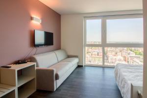 Modern apartment in the sky - AbcAlberghi.com