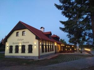 Albergues - Restaurace a pension Chalupa