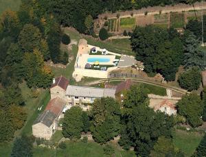 Domaine de Malouziès, Комплексы для отдыха с коттеджами/бунгало  Fontiers-Cabardès - big - 23
