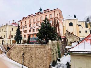 Hotel & Penzión Grand Matej