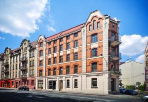 Apartment 3218 on Strzelecka Street