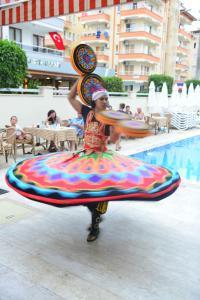 Kandelor Hotel, Hotely  Alanya - big - 10