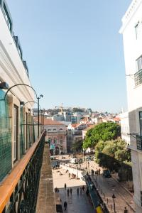 Rossio Boutique Hotel, 1100-076 Lissabon