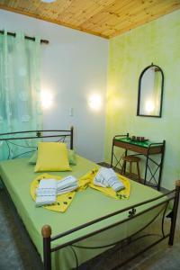 Villa Dimitris Apartments & Bungalows, Apartmány  Lefkada - big - 51