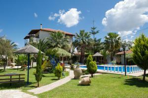 Villa Dimitris Apartments & Bungalows, Apartmány  Lefkada - big - 46