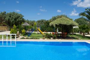 Villa Dimitris Apartments & Bungalows, Apartmány  Lefkada Town - big - 48