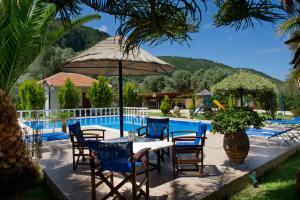 Villa Dimitris Apartments & Bungalows, Apartmány  Lefkada - big - 48