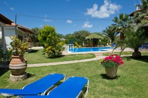 Villa Dimitris Apartments & Bungalows, Apartmány  Lefkada - big - 33