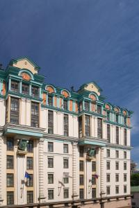 Moscow Marriott Grand Hotel, Hotely  Moskva - big - 55