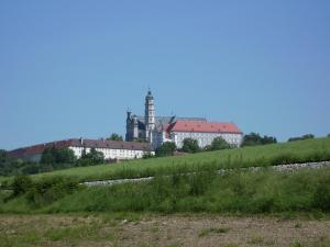 Tagungshaus im Kloster Neresheim - Katzenstein