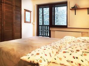 Karpacz górska chata z widokiem na Śnieżkę sauna