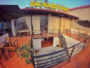 Bac Ha Boutique Homestay