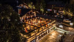 Albergues - Hotel Gundl Alm