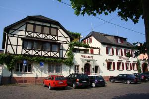Gästehaus Hebinger am Schlosspark - Deidesheim