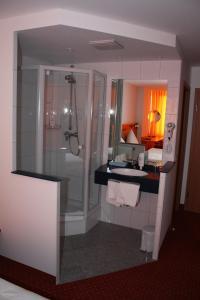 Hotel & Restaurant Zum Ochsen, Hotels  Hösbach - big - 17